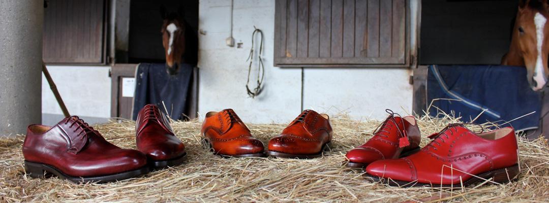 scarpe artigianali toscana