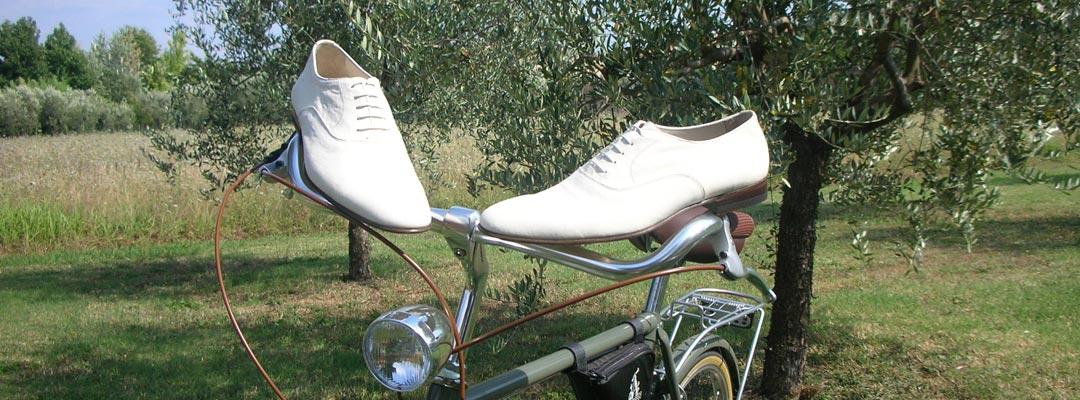 scarpe da uomo fatte a mano