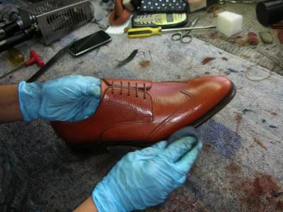calzatura artigianale