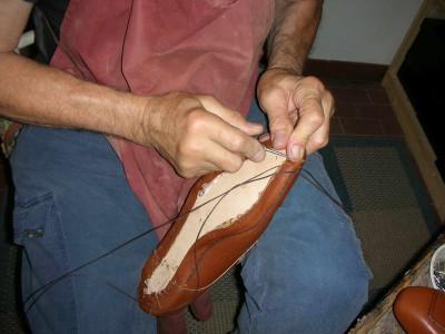 calzature fatte a mano