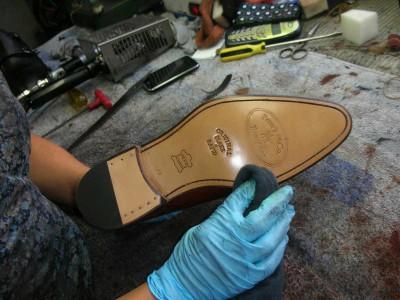 suola scarpe artigianali