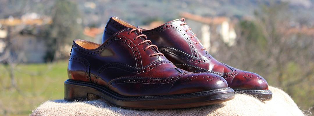 scarpe eleganti uomo