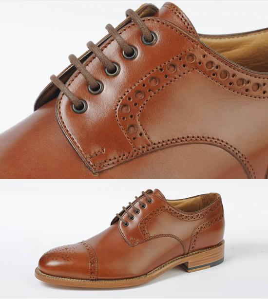 Produzione scarpe artigianali da uomo